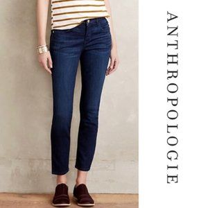 Anthropologie Pilcro Stet Slim Ankle Jeans Size 30